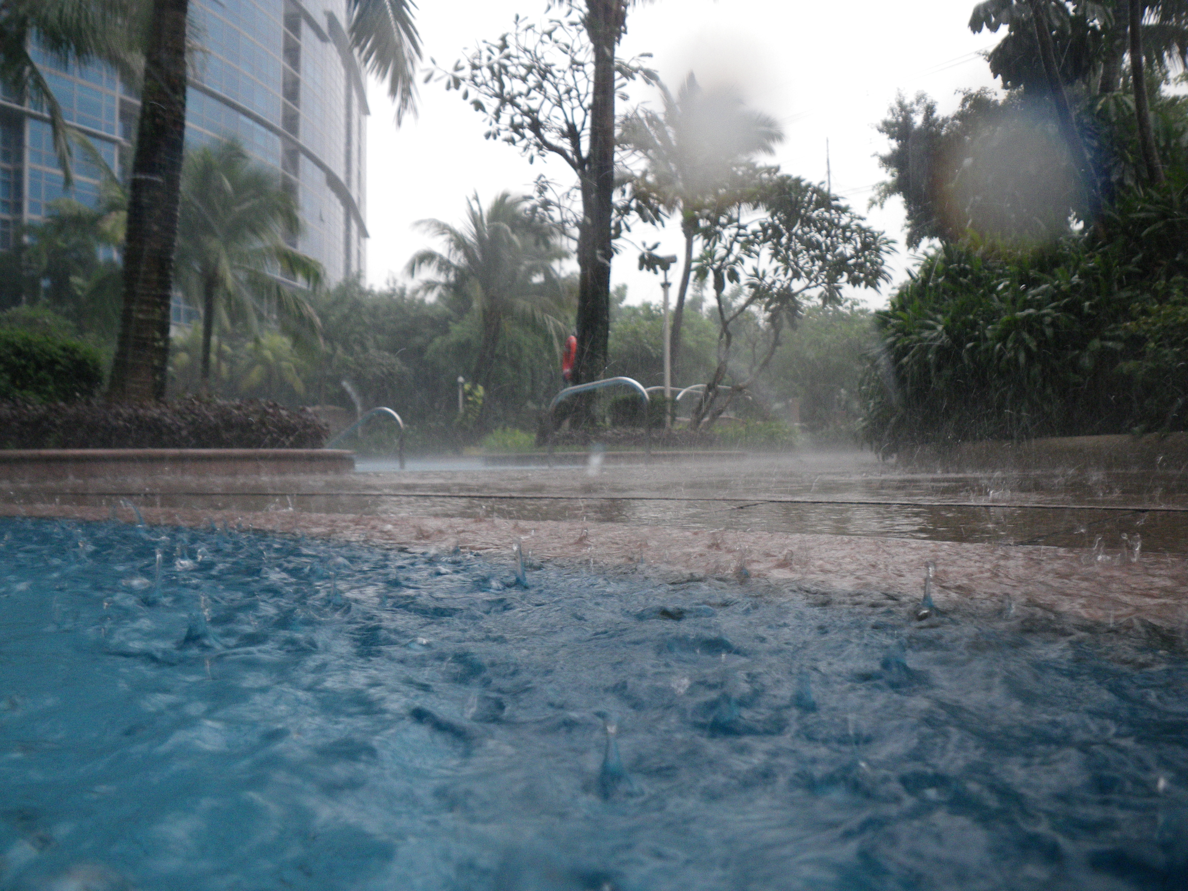 Its The Rainy Season And …guess What…its Raining!