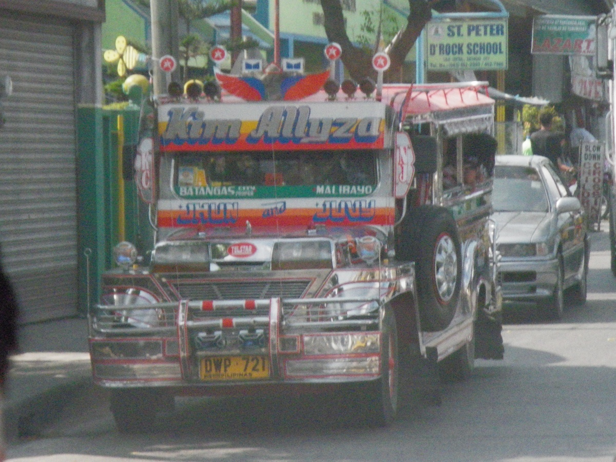 Jolly Jeepneys