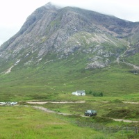 Day 7: West Highland Way(Kingshouse to Kinlochleven)