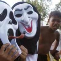 Halloween in the Tropics