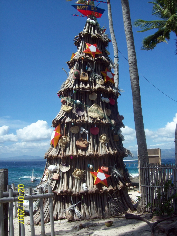 Filipino Christmas Tree
