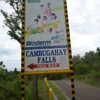 Siquijor: Tricycle Adventure to Cambugahay Falls