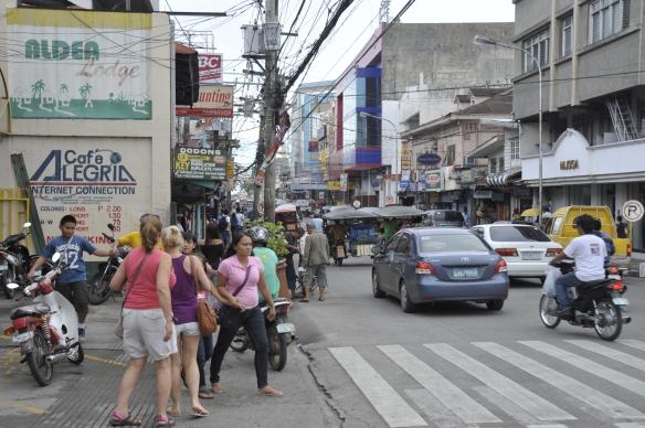 People Watching in Dumaguete
