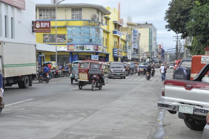 Dumaguete Traffic