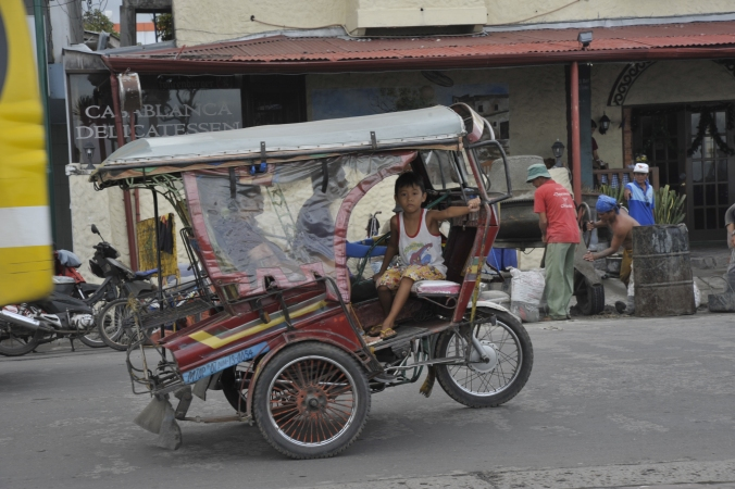 Dumaguete Tricycle
