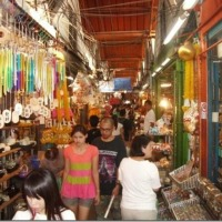 Bangkok Day 3: Exploring Chatnuchak Market and Continuing the Fabric Hunt