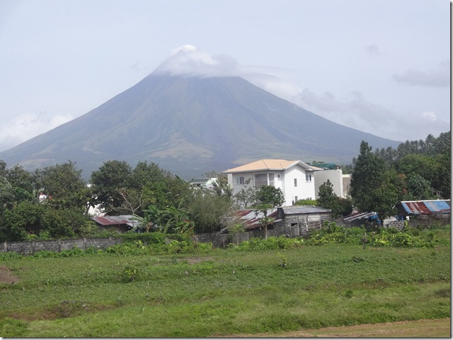 Mount Mayon, Legaspi