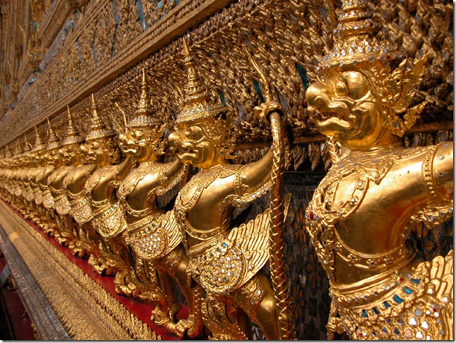Grand Palace Decoration