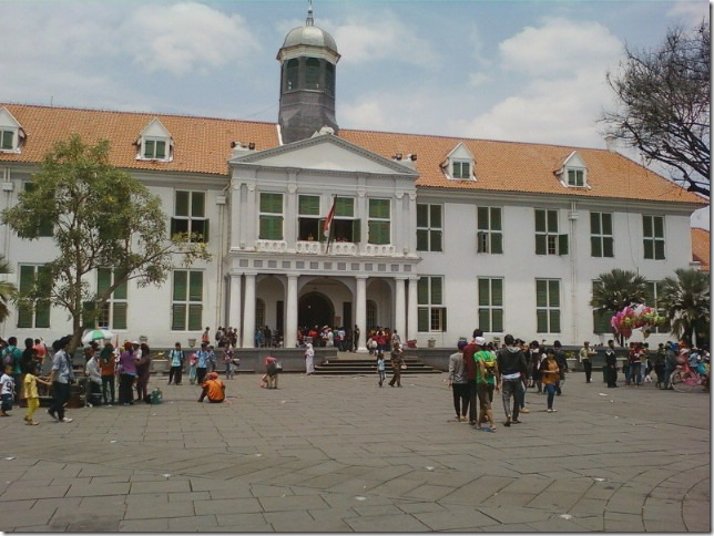 jakarta governors house