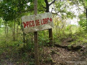 Hiking Pico de Loro