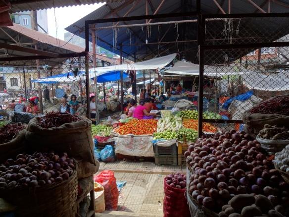 kalimati wholesale market