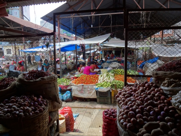 kalimati wholesale market