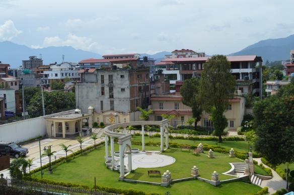 Roofs of Kathmandu