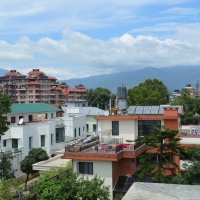 First Glimpses of Kathmandu