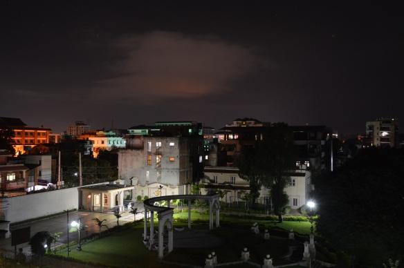 kathmandu by night