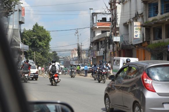 Kathmandu Roads
