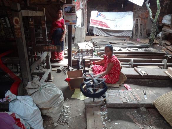 Bhaktapur Weaving