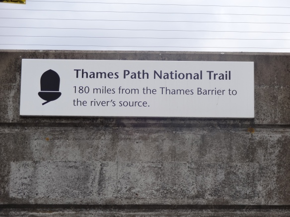 Thames Path: Day 1: Woolwich Arsenal to Greenwich