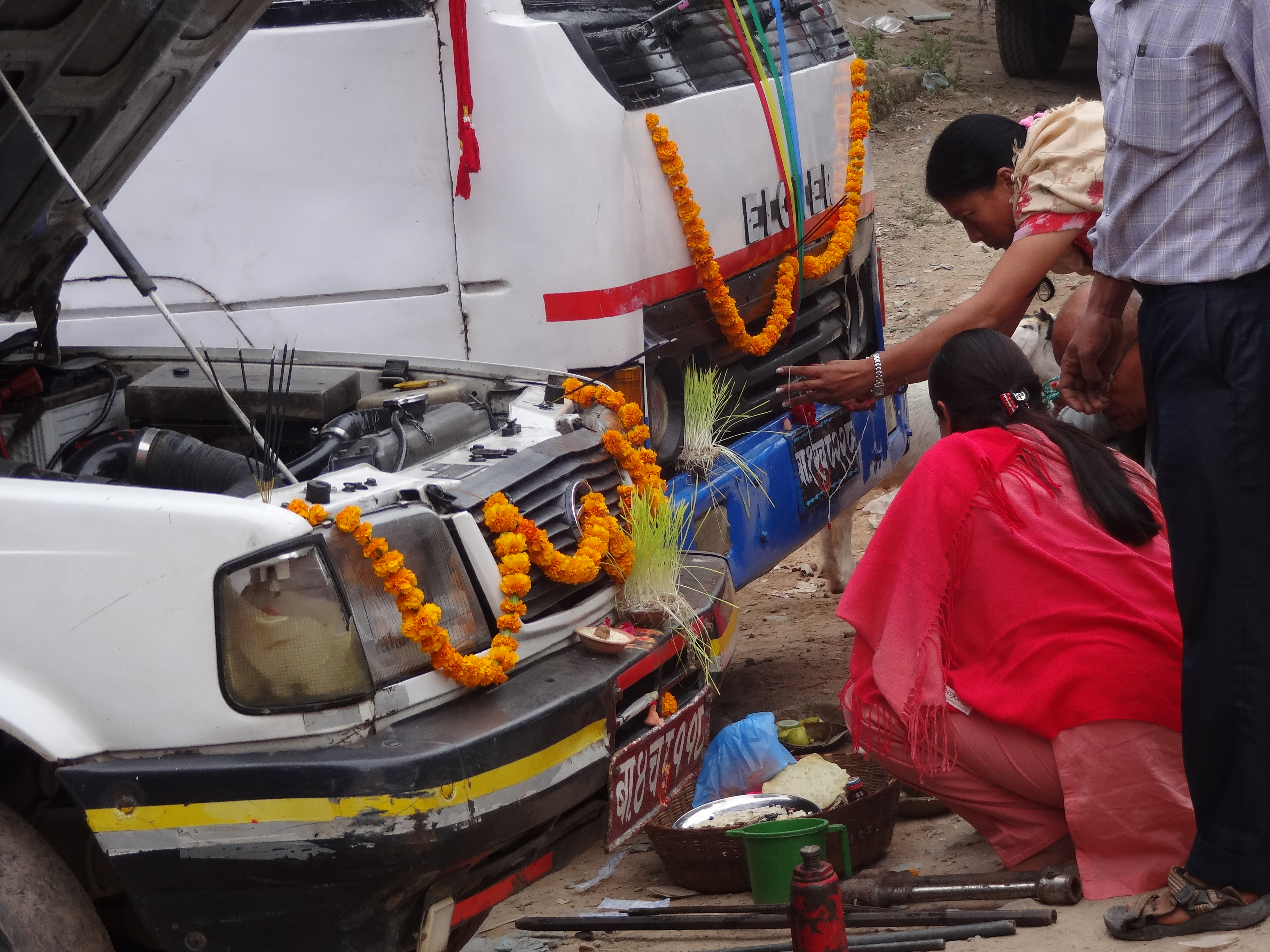How To Do Puja For New Car