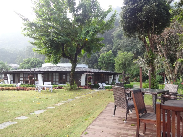 Review of Fishtail Lodge, Pokhara