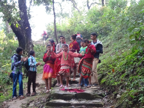 Tihar Dancers