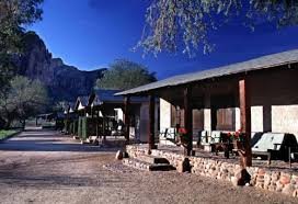 Saguaro resort cottages