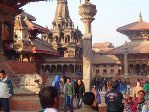 Patan Dhurba Square