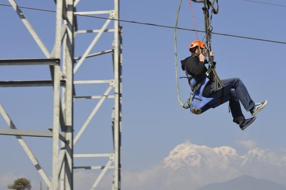 Pokhara Zip Line