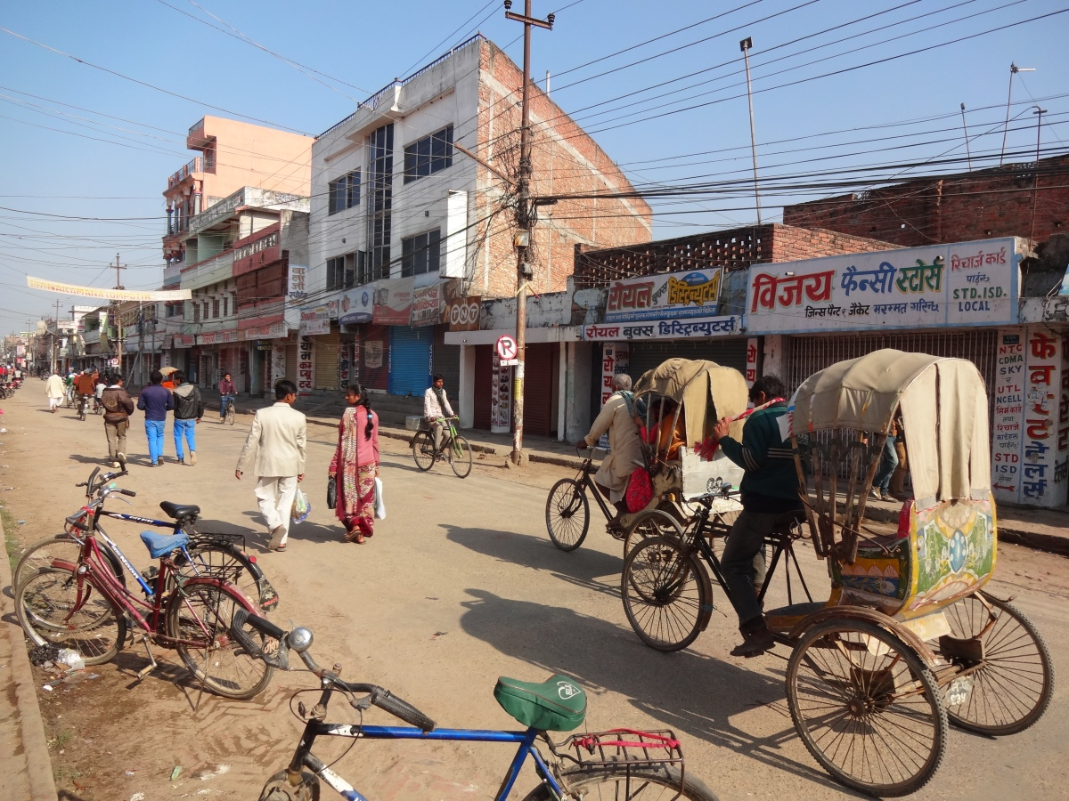 Janakpur Town:  The Wild Wild South
