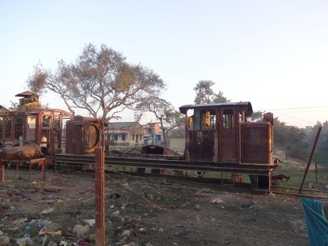 Railway Relics