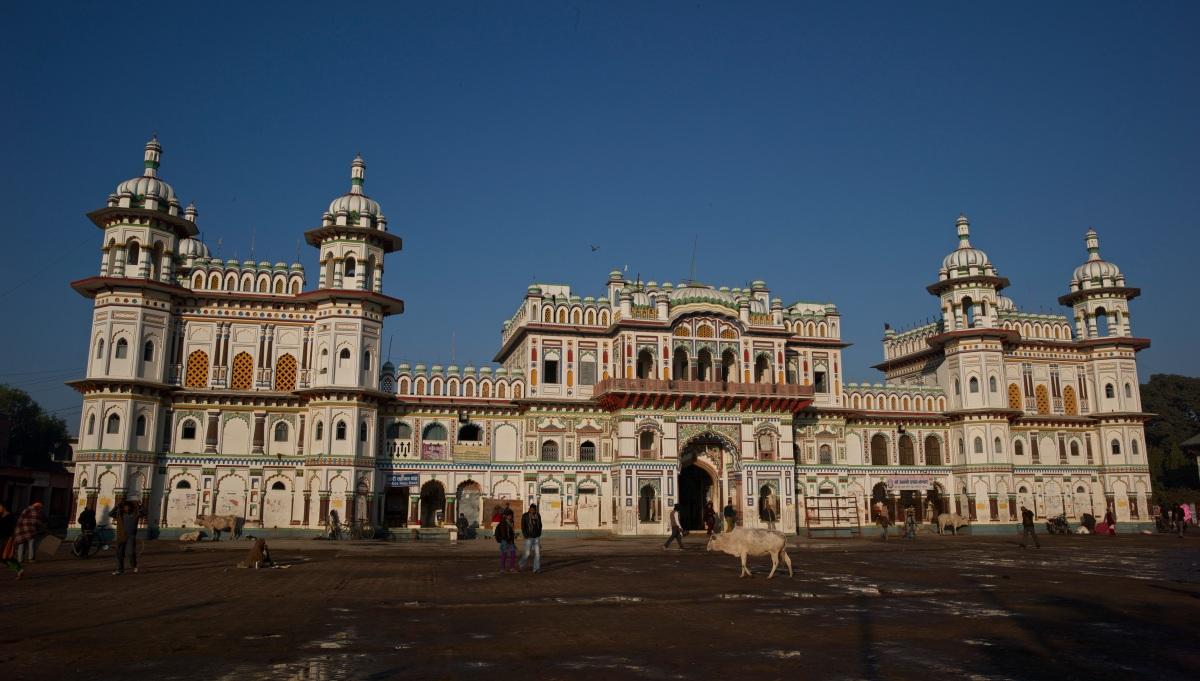 Janakpur Temple: Janaki Mandir