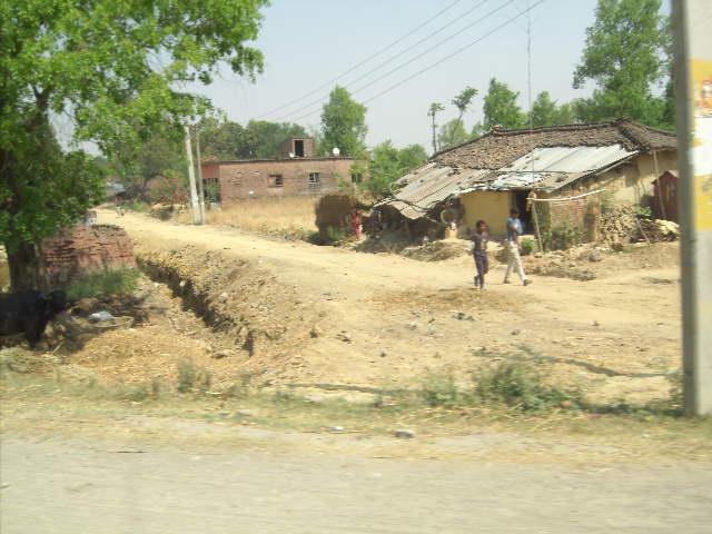 Terai village