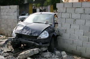 car wall