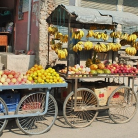 Five Days/Five Photos: Day 2 Fruit Vendors