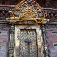 WPC: Nepalese Doors