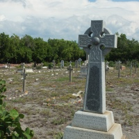 Old Naval Cemetery, Port Royal