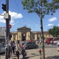 Belgrade Train Station Revisited (Finally)