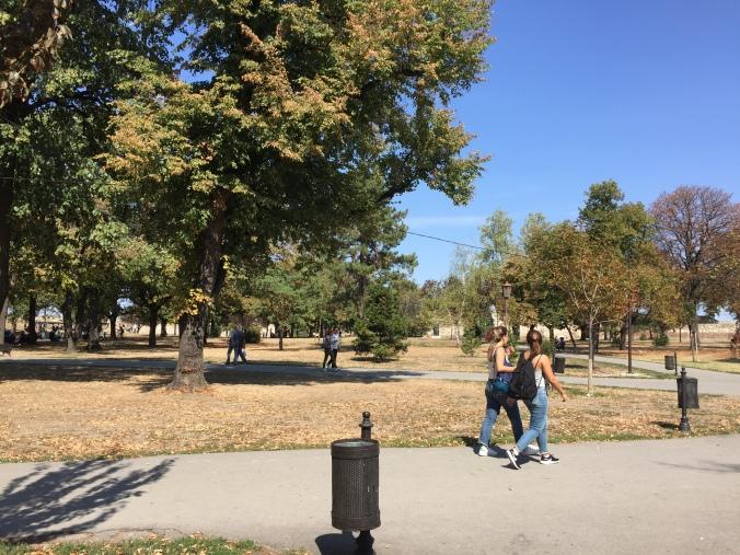 Belgrade Parks