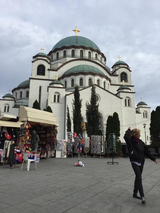 St Sava church, Belgrade